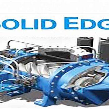 معرفی نرم افزار Solid Edge