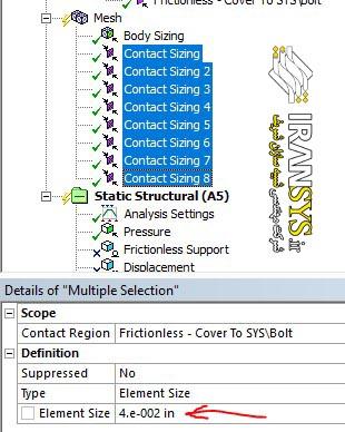 شش ارتقای کاربردی در ANSYS Mechanical 18