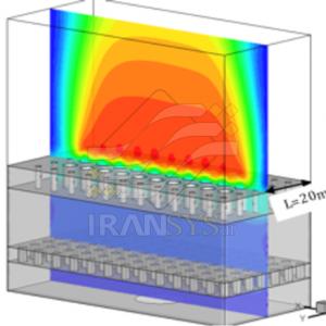 بررسی پارامتری عملکرد احتراقی در مشعل پیشآمیخته مسطح Parametric study of combustion performance in a Premix Multi Hole Flat Flame Burner