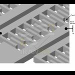 تحليل میدانهای کوپله الکتریکی-مکانیکی عملگر MEMS شانهای (Comb Drive MEMS Actuators)