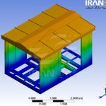 شبیهسازی و تحلیل حرارتی پستهای پیشساخته (کمپکت) برق Simulation and thermal analysis of compact substations