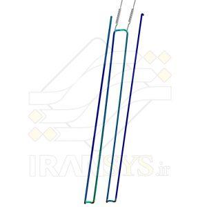 تحلیل تنش Furnace Tube