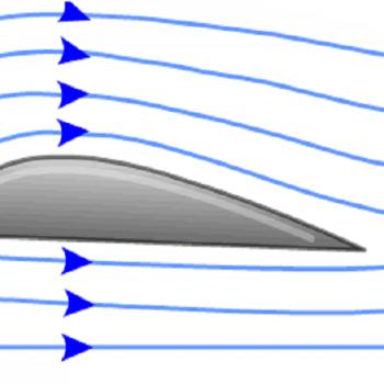 تحلیل آیرودینامیکی برخی از پرتابههای با سرعت بالا از نمونههای کاربردی جریانهای غیرلزج میباشد.